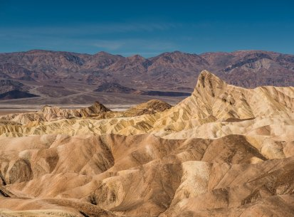 Las Vegas, Death Valley, Red Rock Canyon – USA