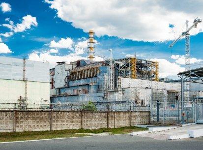 Černobyl, Pripjať – Ukrajina